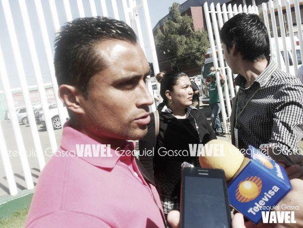 """Edwin Hernández: """"Arrancaremos el torneo con ganas de hacer bien las cosas"""""""
