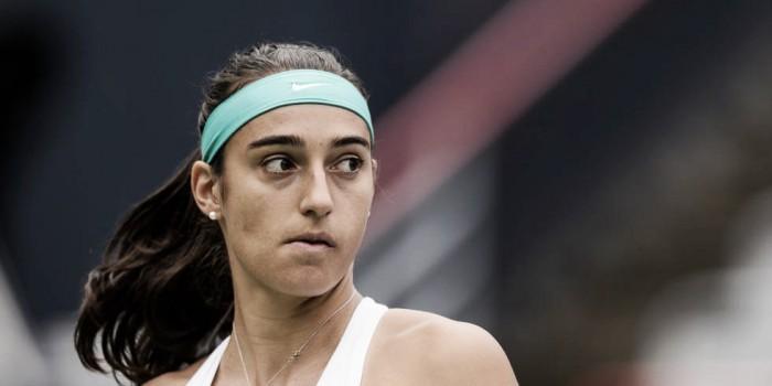 Teliana joga mal e sofre derrota pesada na estreia no Rio 2016