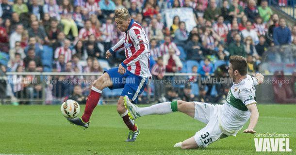 Fernando Torres alcanza los 700 partidos como profesional