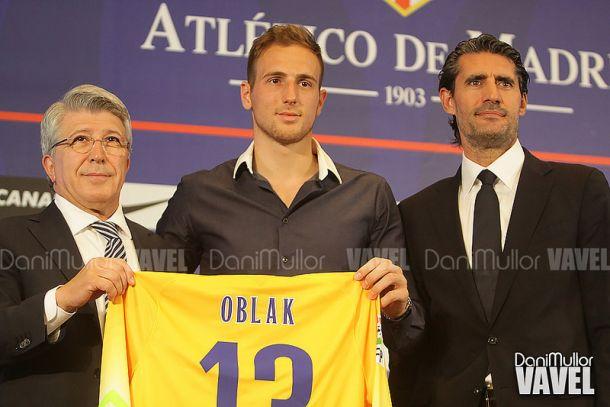 Jan Oblak hereda el dorsal de los campeones