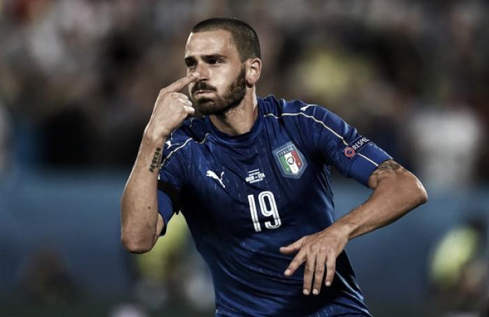 L'Italia inizia il proprio cammino ad Haifa: nel 3-5-2 di Ventura rientra Bonucci, ancora dubbi su Verratti