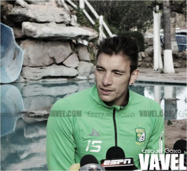 """Jonathan Bottinelli: """"Nosotros somos un equipo que ataca mucho"""""""