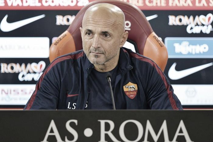 """Roma - Spalletti prima del Genoa: """"Totti? Giocherà un pezzo di partita importante. Pensiamo a vincere"""""""
