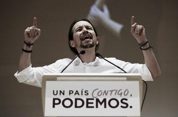 Podemos y Pablo Iglesias siguen liderando las redes sociales