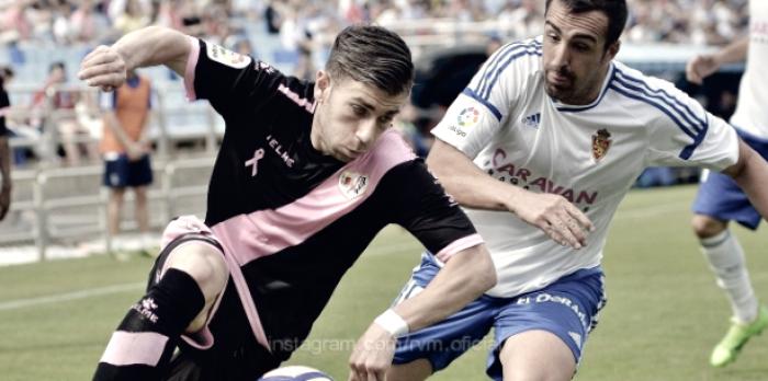 Previa Real Zaragoza - Rayo Vallecano: duelo por la victoria