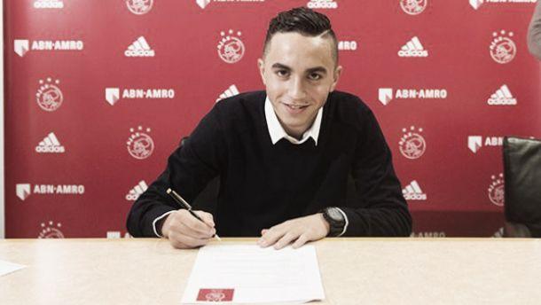 Abdelhak Nouri y el Ajax firman la extensión de contrato