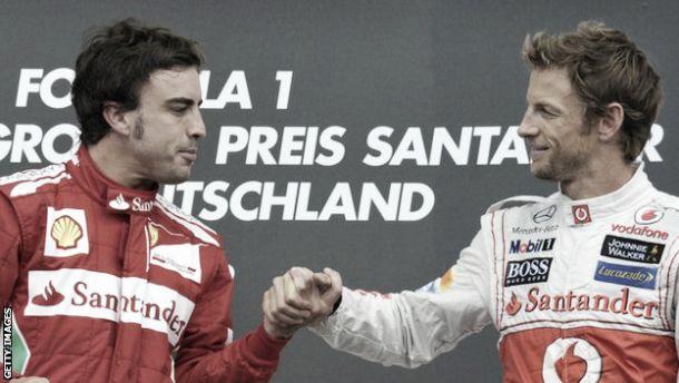 McLaren confirma Alonso e Button para 2015
