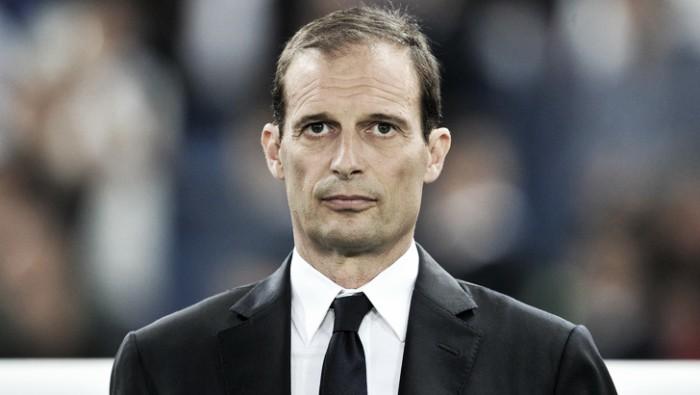"""Juventus - Allegri prima della Roma: """"Domani test importante. Scudetto? Siamo in cinque"""""""