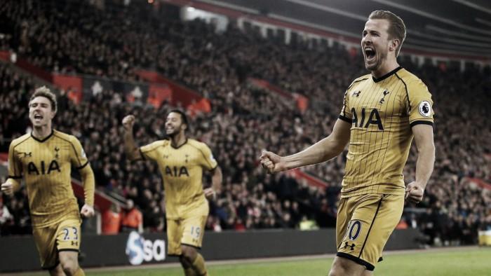 Premier League, il Tottenham passa al St Mary's: Alli, Kane e Son ribaltano il Southampton (1-4)