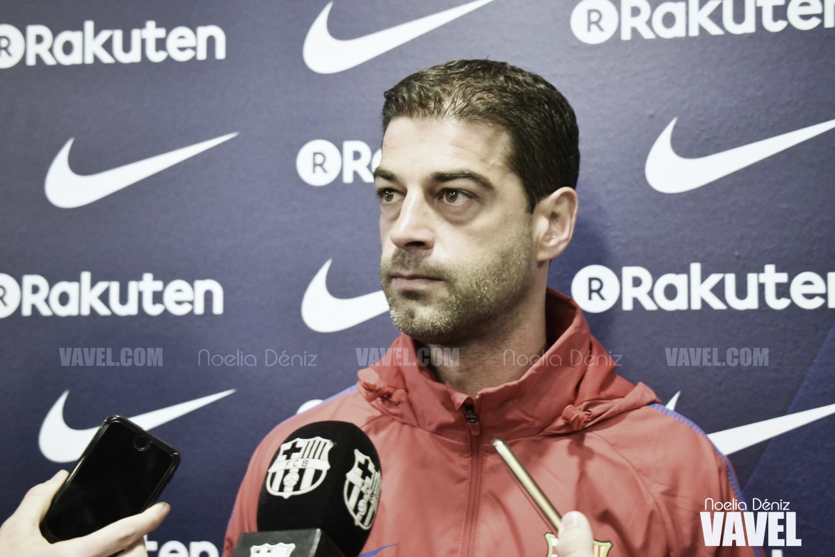 """Gerard López: """"Creemos en dar la vuelta a la situación"""""""