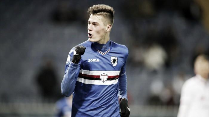 Schick, più Roma che Inter