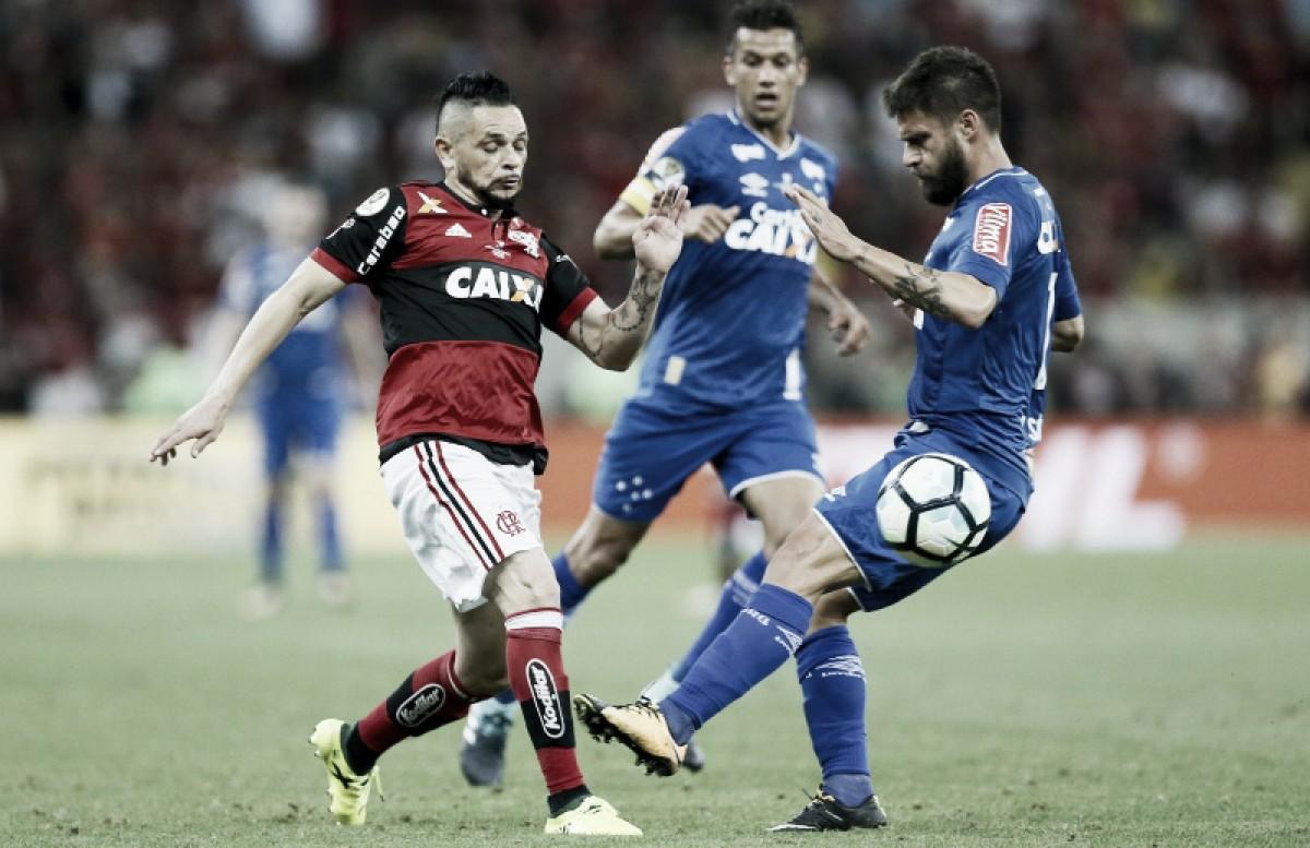 Duelo histórico: Cruzeiro e Flamengo realizam primeira partida na Libertadores