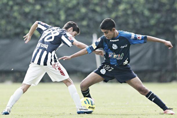 Pachuca golea a Puebal en el torneo sub 15