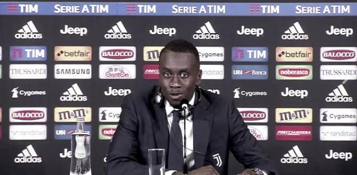 """Juventus, è il Matuidi day: """"Sono orgoglioso. Champions? Tra il dire e il fare..."""""""