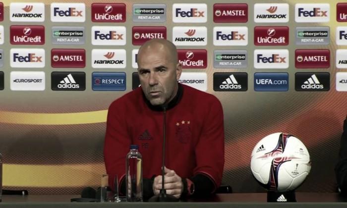 Europa League - Ajax, le conferenze di Bosz, Klaassen e Schøne prima della finale