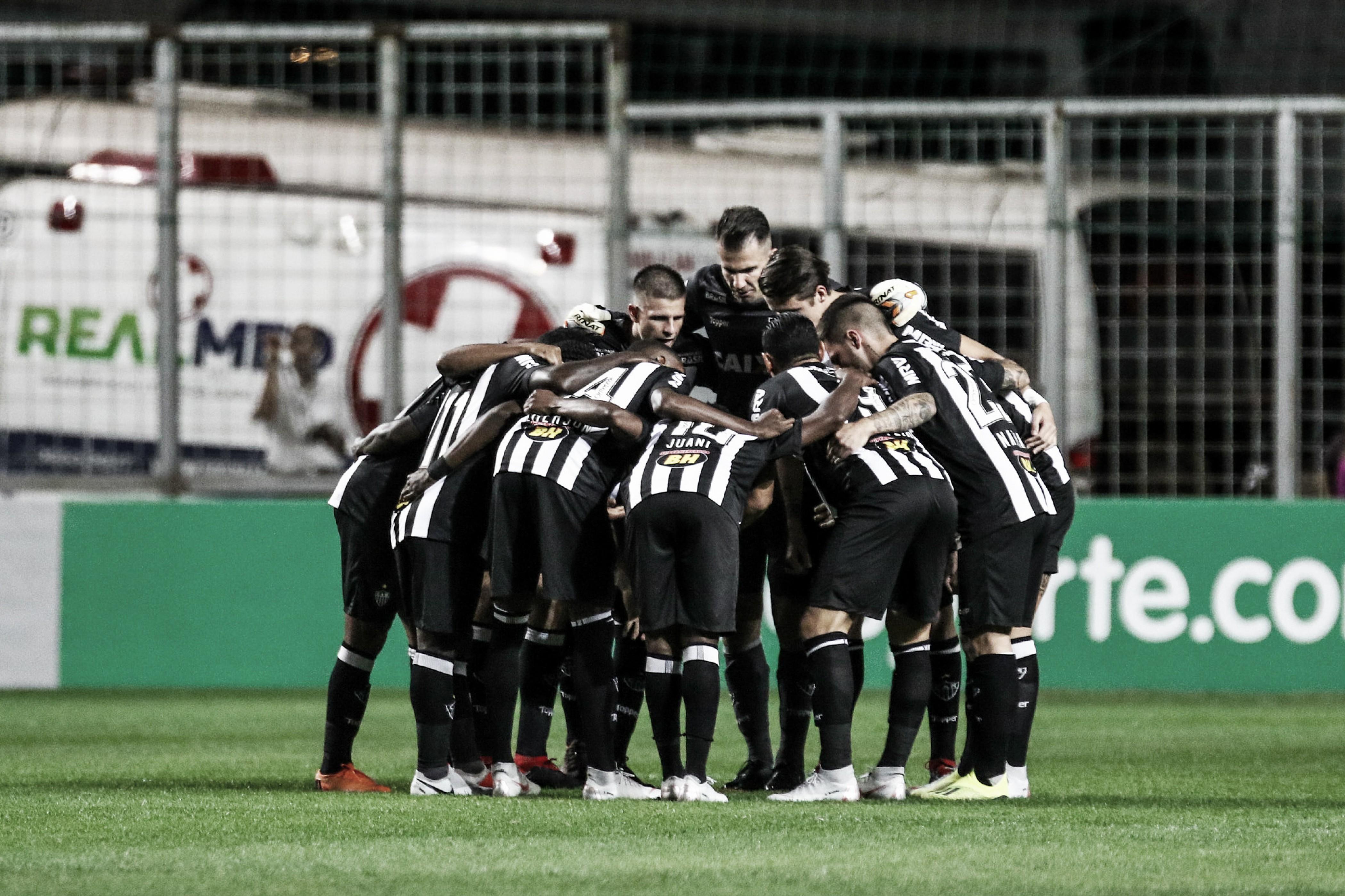 Atlético-MG anuncia nota de esclarecimento em seu site e provoca Cruzeiro