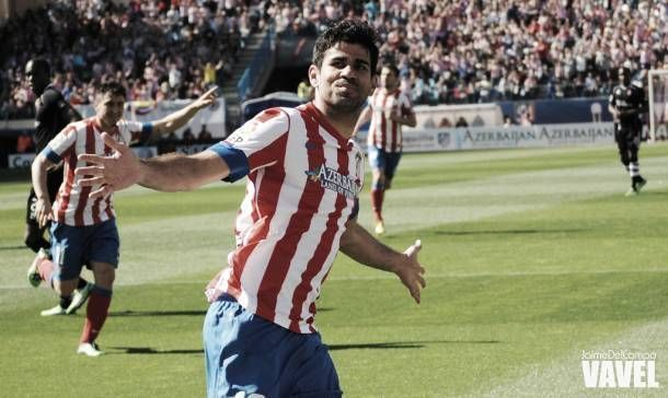 El Braga recibirá un 20% del montante si el Atlético de Madrid vende a Diego Costa