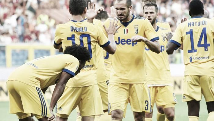 Juventus, il nuovo volto di un attacco paziente. Continua l'evoluzione del 4-2-3-1