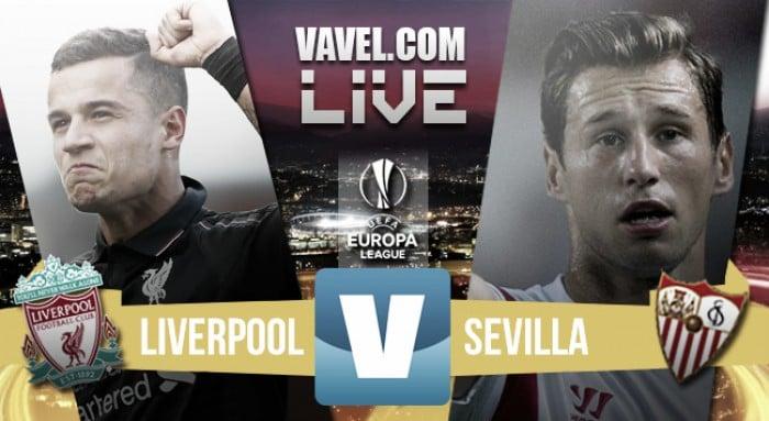 Risultato Liverpool 1-3 Siviglia in Finale Europa League 2016: Siviglia campione per il terzo anno consecutivo!