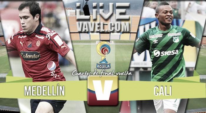 Medellín vence a Cali y estará en semifinales