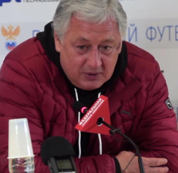 """Bilyaletdinov """"Los penales siempre son una lotería"""""""