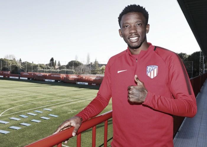 El Atlético B refuerza su delantera con Stephane Emaná