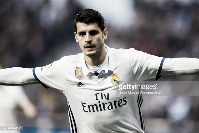 Morata troca Real Madrid pelo Chelsea