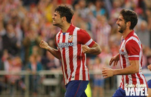 El Atlético de Madrid va de cabeza a por la Liga