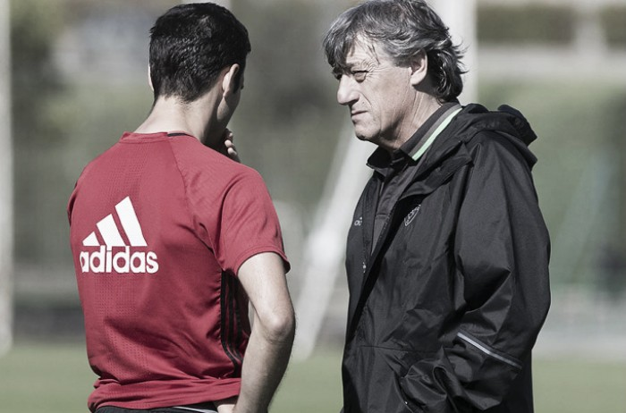 """Enrique Martín: """"Trabajaremos para conseguir los tres puntos, por muy difícil que pueda parecer"""""""