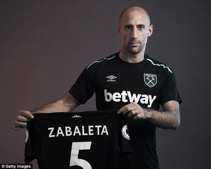 El West Ham ficha a Pablo Zabaleta