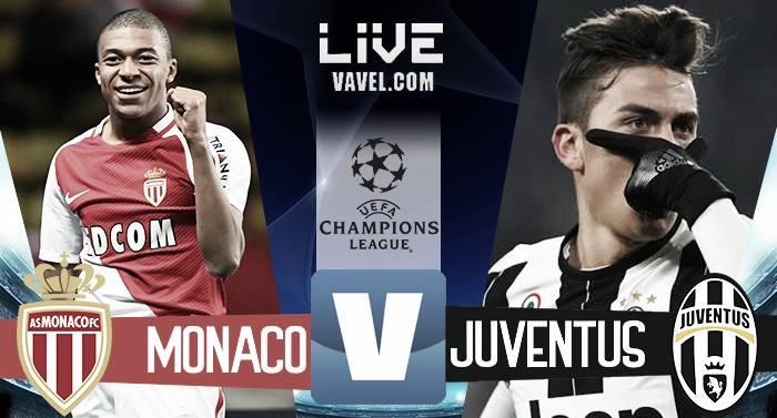Risultato Monaco 0-2 Juventus in Champions League 2017: Doppietta di Higuain