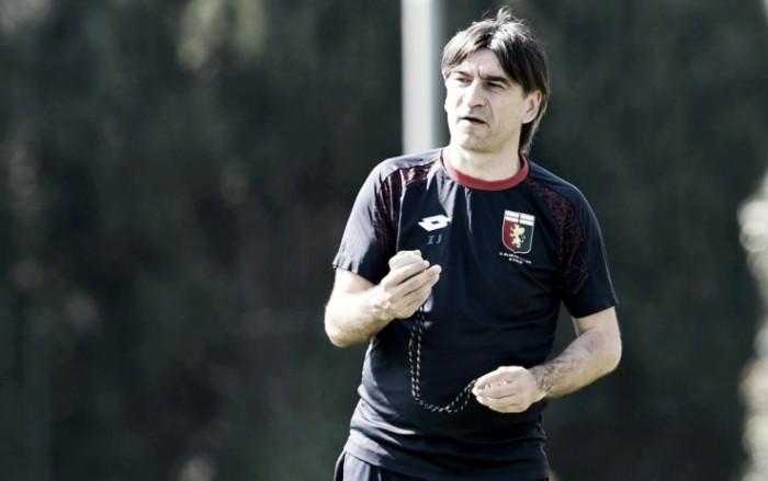 """Genoa, Juric in conferenza: """"Juve? Possono vincere in mille modi. Voglio una partita di squadra"""""""