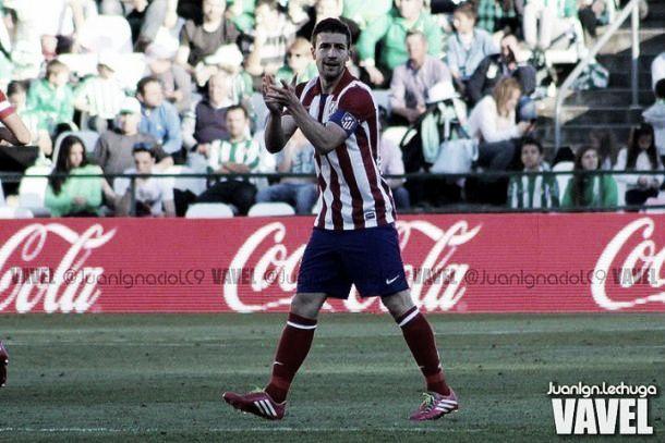 Gabi Fernández: el latido del Atlético de Madrid