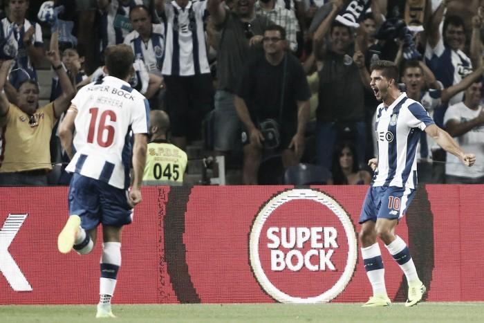 Porto vence Villarreal: Dragão rendido à arte de André Silva
