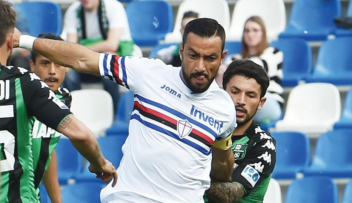 Serie A - Il Sassuolo vince, convince e si salva: Politano abbatte una brutta Sampdoria (0-1)