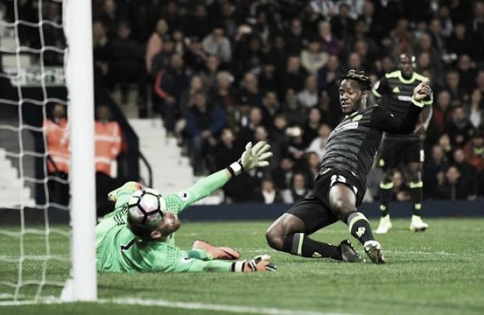 Premier League - Batshuayi abbatte il West Brom, il Chelsea è campione d'Inghilterra (0-1)