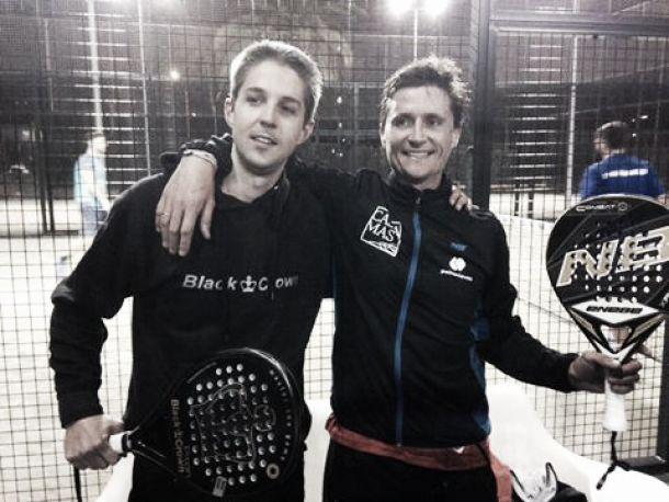 Gran participación de Sanmartí y Biglieri en el WPT Master de Barcelona