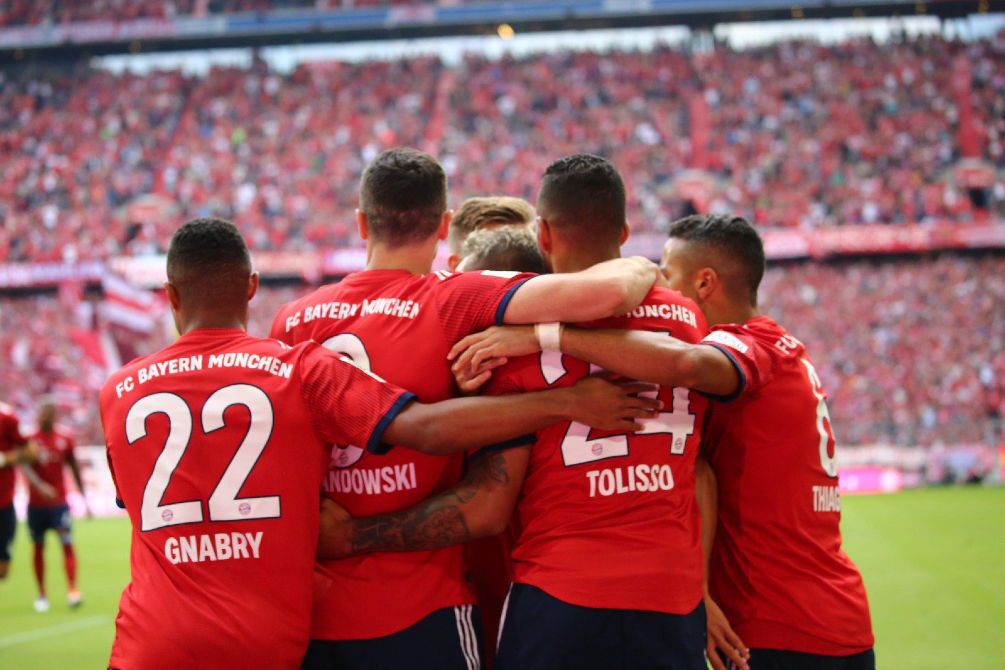 Bundesliga - Wendell spaventa il Bayern, ma il Bayer poi viene travolto: 3-1 all'Allianz Arena