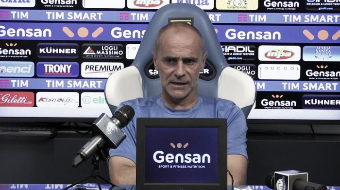 """Empoli, Martusciello: """"In settimana ho avuto risposte positive.Udinese squadra fisica e organizzata"""""""