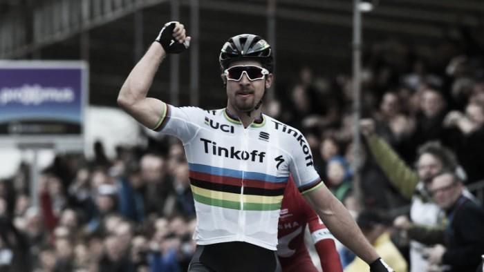 Gand-Wevelgem: Sagan torna a ruggire, ma la corsa è segnata dalla tragedia di Demoitié