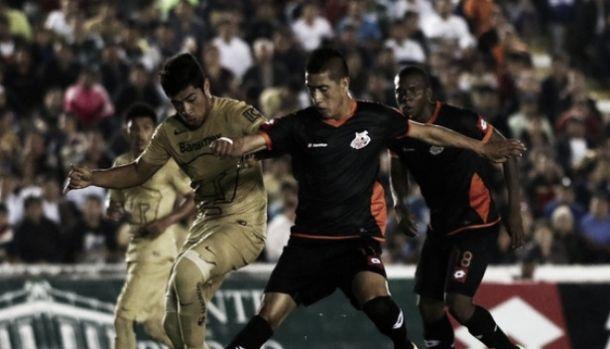 Pumas - Alebrijes:diferentes circunstancias, un sólo objetivo