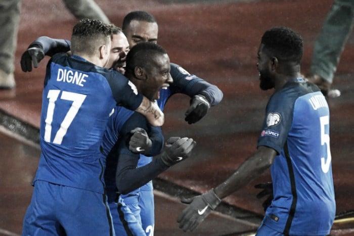 Qualificazioni Mondiali 2018 - Gol di Matuidi, Francia corsara in Bulgaria: è 0-1