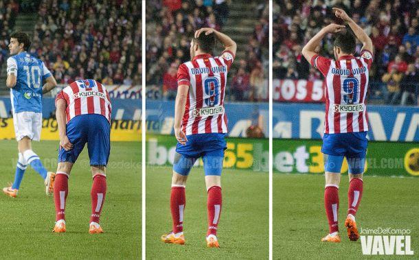 La cuesta de enero del Atlético de Madrid