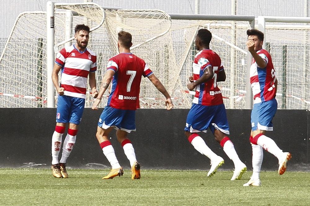 Recreativo Granada - Atlético Sanluqueño: envite con buenas dinámicas