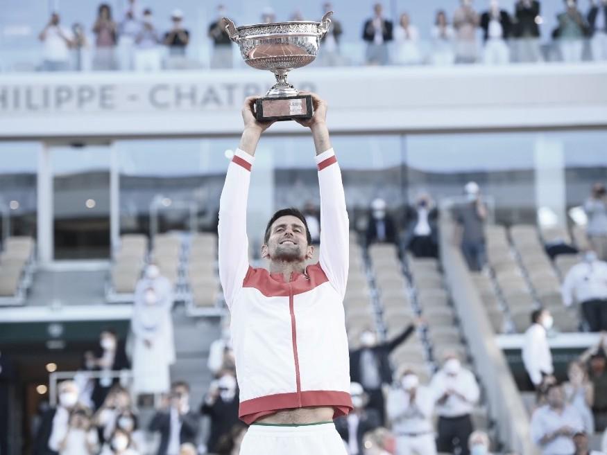 """Djokovic: """"Ganar a dos grandes campeones, en menos de 48 horas, no era fácil"""""""