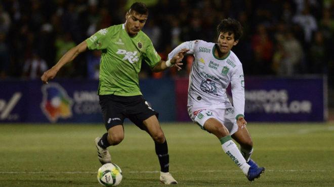 Echan al León de la Copa MX