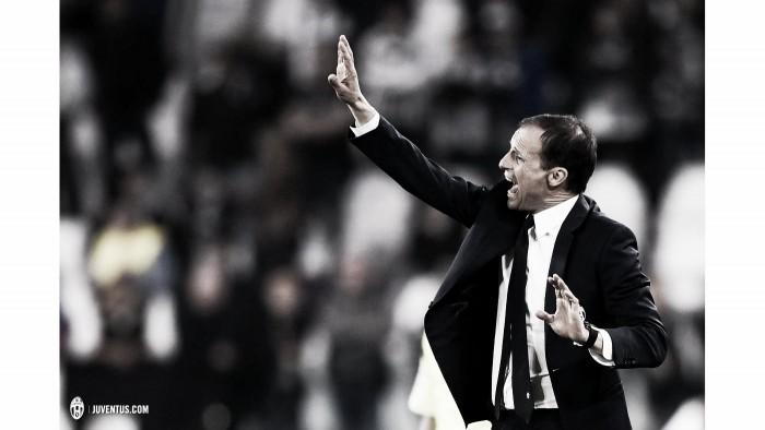 """Allegri: """"Atalanta y Torino son dos partidos fundamentales"""""""