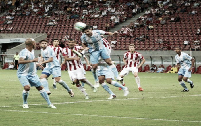 Keirrison marca e Londrina vence Náutico na Arena de Pernambuco