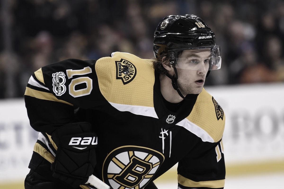 Bjork seguirá tres temporadas más en los Bruins