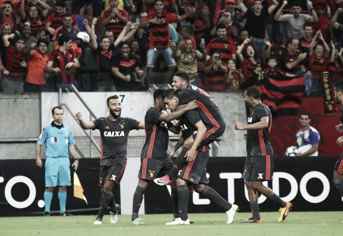 Da preocupação com degola ao sonho por G6: primeiro turno do Sport no Brasileiro